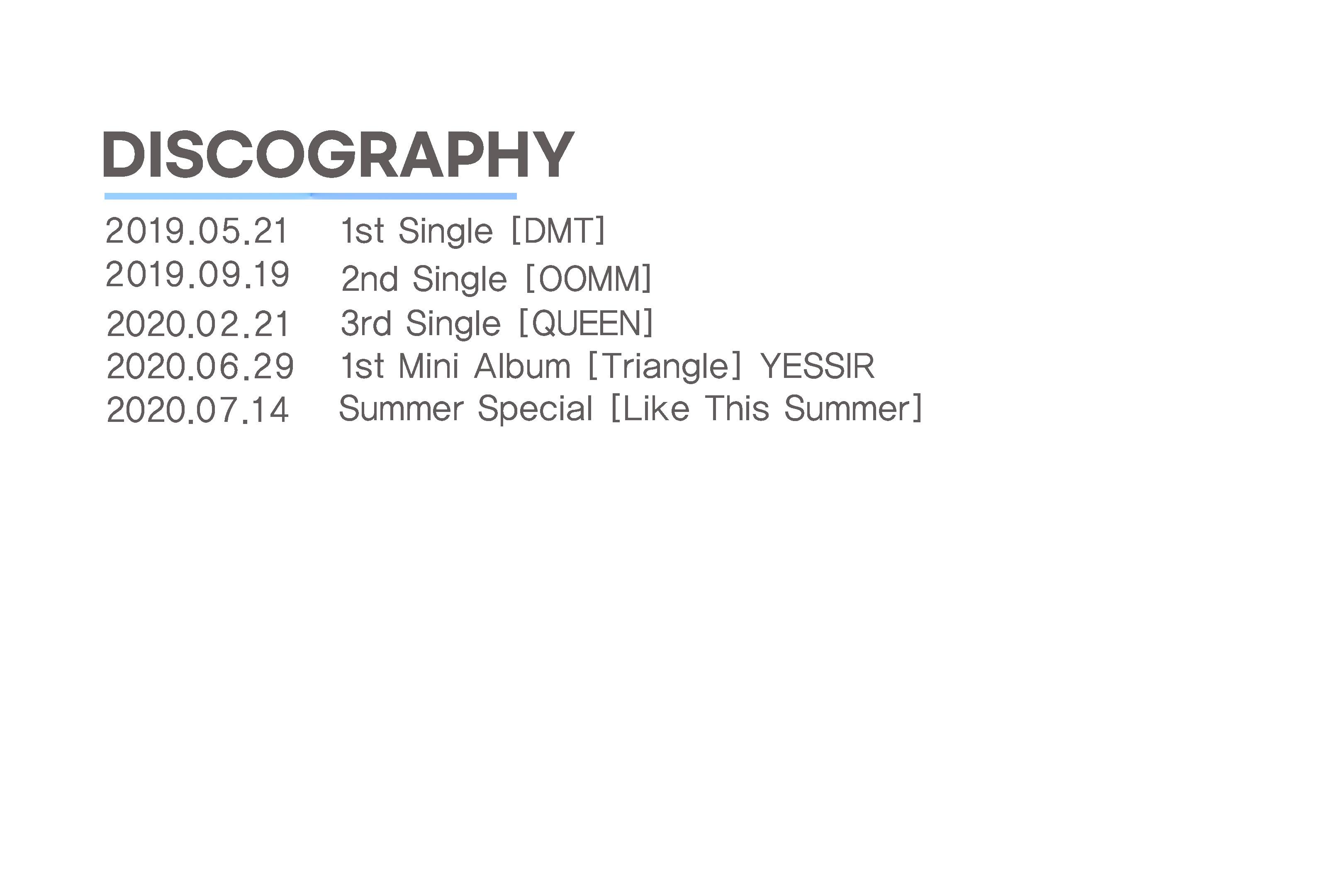 3YE-YUJI-DISCOGRAPHY