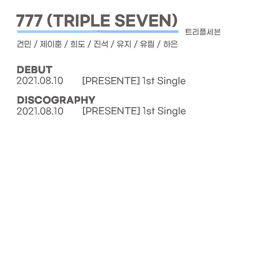 777 (TRIPLE SEVEN)